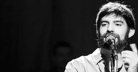 Sesc Santo André recebe show do cantor Luis Aranha, nesta quinta-feira   Eventos BaresSP 570x300 imagem