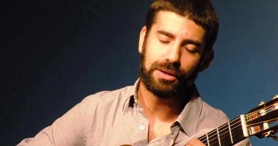 Luis Aranha se apresenta neste domingo no Teatro Décio Almeida Prado  Eventos BaresSP 570x300 imagem