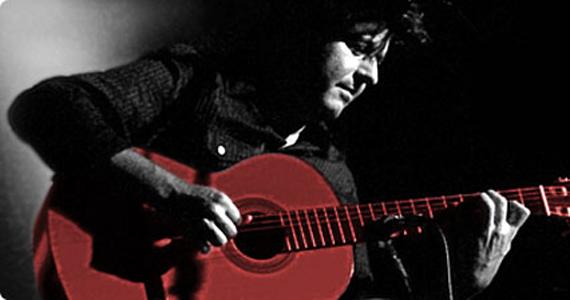 Luiz Brasil se apresenta nesta segunda-feira no palco do Sesc Consolação Eventos BaresSP 570x300 imagem