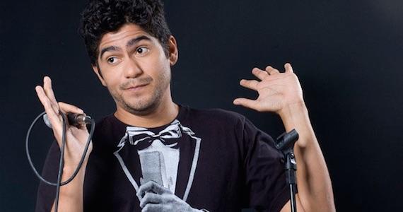 Luiz França e outros comediantes integram o Risadaria 2015 na tarde do Conjunto Nacional Eventos BaresSP 570x300 imagem