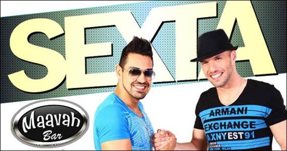 Edson & Enrique se apresentam no palco do Maavah Bar - Rota Sertaneja Eventos BaresSP 570x300 imagem