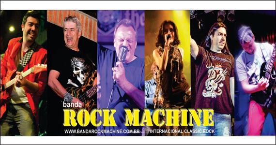 Apresentação de Rock Machine no palco do Bar Metrópolis -Rota do Rock Eventos BaresSP 570x300 imagem