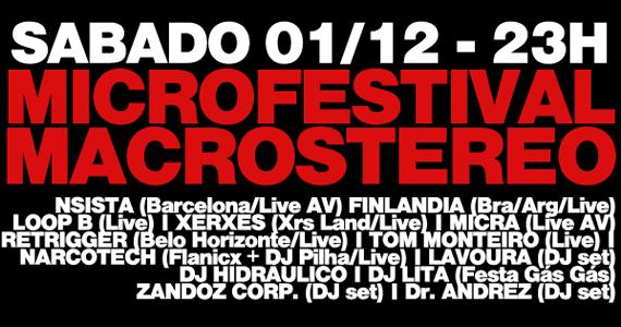 Tapas Club realiza Microfestival Macroestereo com bandas alternativas Eventos BaresSP 570x300 imagem