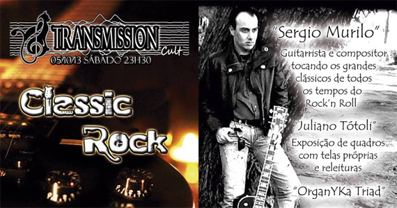 Festa Transmission Cult agita a noite de sábado no Madame - Rota do Rock Eventos BaresSP 570x300 imagem