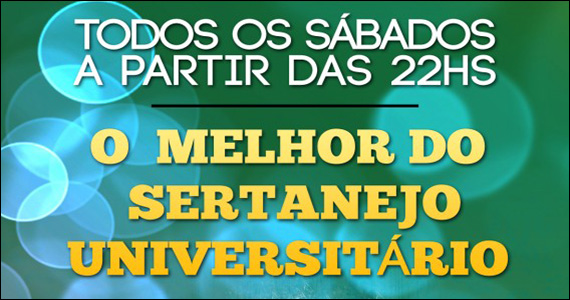 Os agitos do sertanejo universitário no sábado do Maevva Eventos BaresSP 570x300 imagem