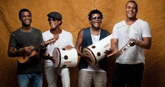 Trio Preto + 1 embala o happy hour no Maevva Bar nesta quinta-feira Eventos BaresSP 570x300 imagem