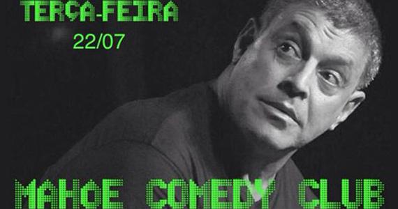 Mahôe Comedy Club com Alexandre Frota animando a terça-feira no Mahôe Eventos BaresSP 570x300 imagem