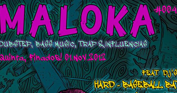 Edição especial da festa Maloka acontece nesta quinta-feira no Tapas Club Eventos BaresSP 570x300 imagem