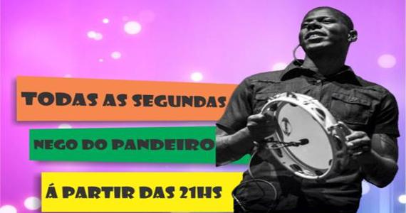 Estação Mandaqui recebe Nego do Pandeiro com muito samba na segunda-feira Eventos BaresSP 570x300 imagem
