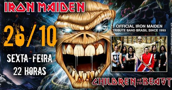 Cover do Iron Maiden toca no Manifesto Bar nesta sexta-feira Eventos BaresSP 570x300 imagem