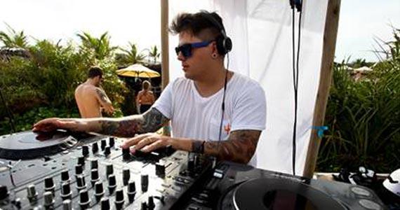 Festa Saravá comandada pelo DJ Marcelo Botelho acontece no Hotel Estrela D'Água Eventos BaresSP 570x300 imagem