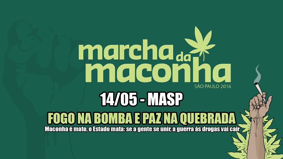 Vão Livre do Masp é ponto de partida da Marcha da Maconha São Paulo Eventos BaresSP 570x300 imagem