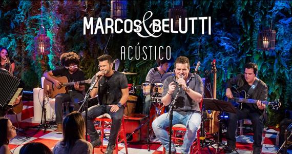 Marcos & Belutti se apresentam com o show Acústico no Country Beer Eventos BaresSP 570x300 imagem