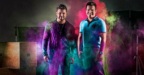 King Hall recebe show da dupla Marcos & Belutti cantando sucessos Eventos BaresSP 570x300 imagem