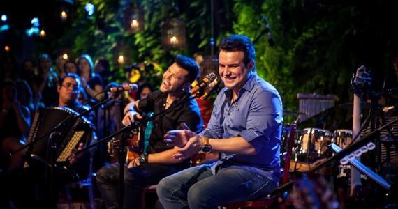 Marcos & Belutti com o show Acústico embalam a noite do público na Woods Eventos BaresSP 570x300 imagem