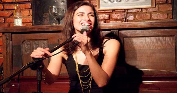 Cervejaria Nacional recebe Maria Leite com seu samba jazz Eventos BaresSP 570x300 imagem