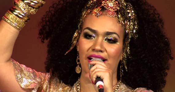 Principal nome da nova geração do samba, Mariene de Castro traz ao Tom Jazz 'Ser de Luz' Eventos BaresSP 570x300 imagem