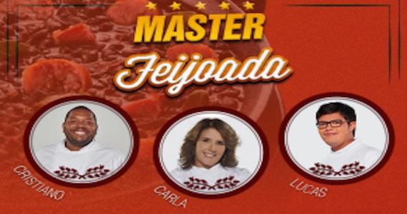 Tarde do Lapa 40 Graus apresenta a Master Feijoada com participantes do MasterChef e roda de samba Eventos BaresSP 570x300 imagem