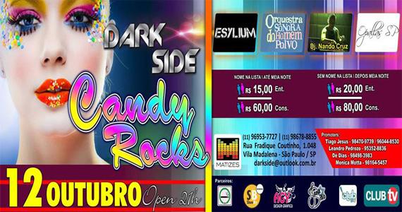 Matizes Bar recebe Festa Candy Rocks com muita música para embalar o sábado de feriado Eventos BaresSP 570x300 imagem