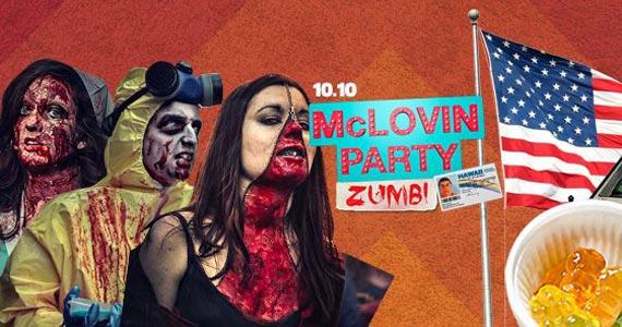 McLovin Party edição especial Zumbi acontece no Beco 203 Eventos BaresSP 570x300 imagem
