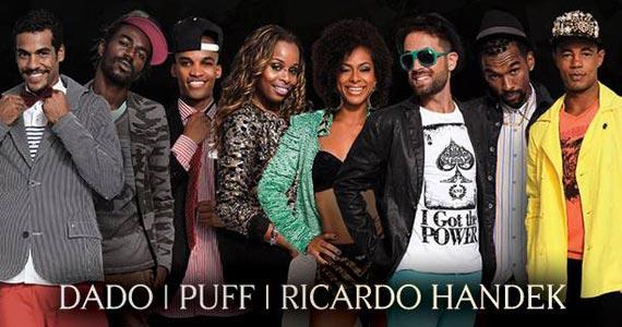 Grupo Melanina Carioca invade o palco da Eazy Club nesta segunda-feira Eventos BaresSP 570x300 imagem