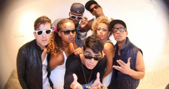 Club Disco recebe o grupo Melanina Carioca e Bonde do Tigrão para agitar o domingo no Baile da Disco Eventos BaresSP 570x300 imagem