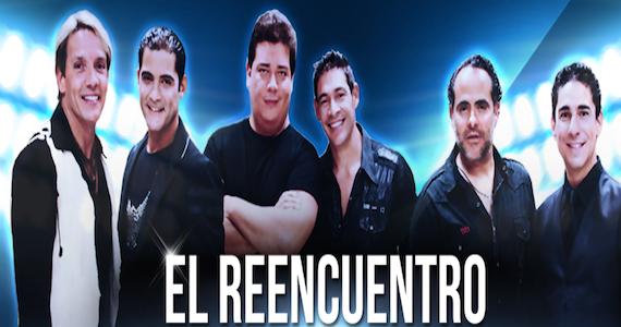 Menudos se reúnem no projeto El Reencuentro em show no Parque do Anhembi Eventos BaresSP 570x300 imagem