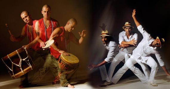 Teatro de santo André apresenta samba de roda com Dalua e Mestre Maurão Eventos BaresSP 570x300 imagem