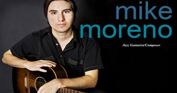 Guitarrista americano Mike Moreno se apresenta com a banda RDT no Ao Vivo Music Eventos BaresSP 570x300 imagem
