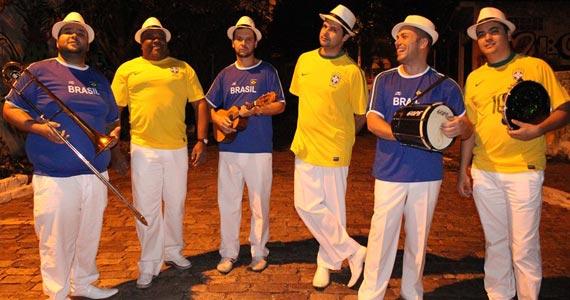 Ministério do Samba e Convidados se apresentam no Traço de União Eventos BaresSP 570x300 imagem