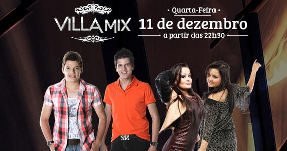 Apresentação das duplas Geovany Reis & Fabricio e Maiara & Maraísa no Villa Mix Eventos BaresSP 570x300 imagem