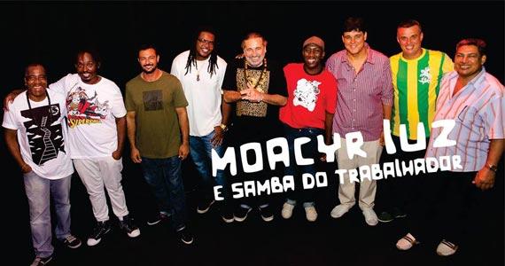 Roda de samba com Moacyr Luz e o samba do Trabalhador nesta quinta-feira no Traço de União Eventos BaresSP 570x300 imagem