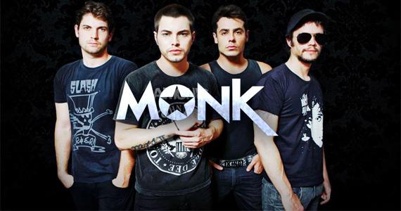 Banda Monk se apresenta no The Sailor com muito rock neste sábado - St. Patrick Week