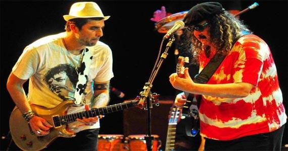 Moraes Moreira & Davi Moraes se apresentam no Teatro Bradesco Eventos BaresSP 570x300 imagem