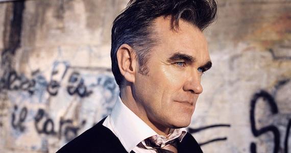 Morrissey volta ao Brasil com seu novo show no palco do Teatro Renault Eventos BaresSP 570x300 imagem