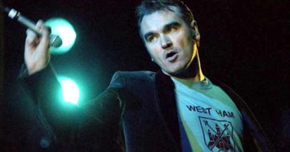 Morrissey volta ao Brasil com seu novo show no palco do Citibank Hall Eventos BaresSP 570x300 imagem