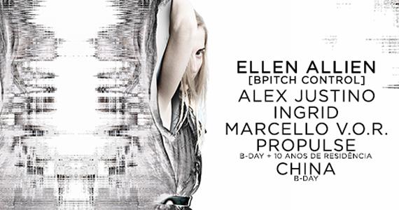 Festa Moving com Line Up da DJ e produtora alemã Ellen Allien na D Edge Eventos BaresSP 570x300 imagem