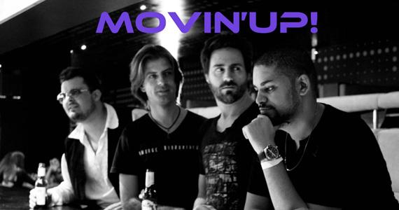 Banda Movin UP comanda a noite com muito rock no Memphis Rock Bar BaresSP