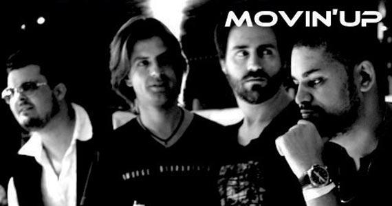 Banda Movin'Up com o melhor do Pop e Rock no Jet Lag Pub nesta sexta Eventos BaresSP 570x300 imagem
