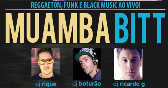 Bikkini Barista realiza Reggaeton, funk e Black com Muamba Bitt para agitar o Verão na casa Eventos BaresSP 570x300 imagem