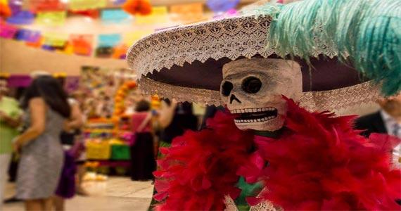 Dia de Los Muertos com programação especial é destaque no Memorial do Imigrante Eventos BaresSP 570x300 imagem