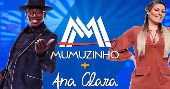 Mumuzinho e Ana Clara levam o melhor do samba ao Coração Sertanejo Eventos BaresSP 570x300 imagem
