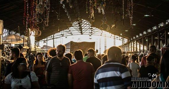 Mercado Mundo Mix acontece neste fim de semana com Djs, Food Trucks e expositores de moda e decoração Eventos BaresSP 570x300 imagem