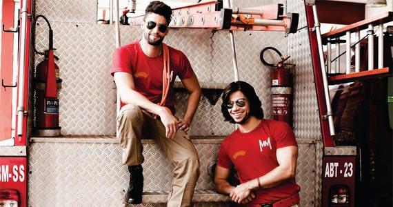 Munhoz & Mariano cantam sucessos da carreira animando o palco da Bulls Club Eventos BaresSP 570x300 imagem