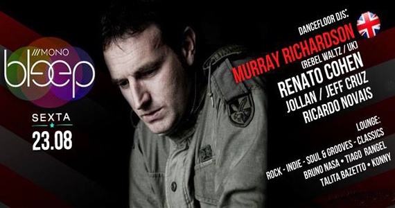 DJs Murray Richardson, Renato Cohen e convidados animam a sexta na Mono Club  Eventos BaresSP 570x300 imagem