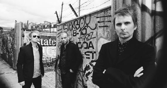 Allianz Parque apresenta o rock dos ingleses da banda Muse Eventos BaresSP 570x300 imagem