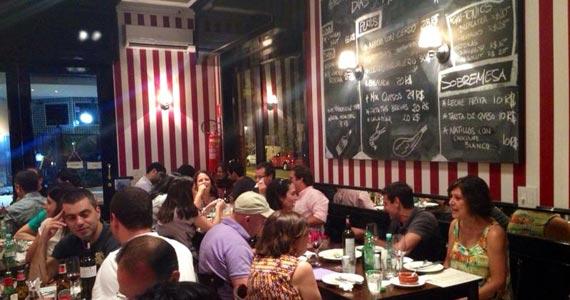 Museo Veronica oferece pratos típicos da culinária espanhola com harmonização de vinhos Eventos BaresSP 570x300 imagem