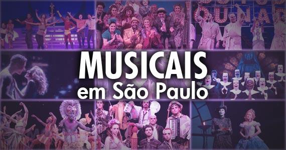 Musicais em São Paulo