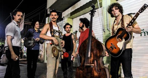 Sesc Santana apresenta show gratuito da banda Mustache e os Apaches Eventos BaresSP 570x300 imagem