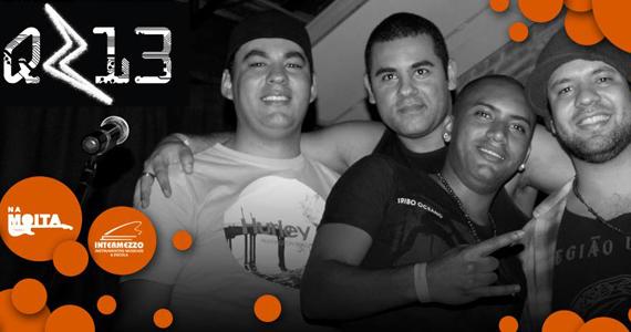 Banda Qz13 se apresenta nesta quarta-feira no Na Mata Café Eventos BaresSP 570x300 imagem